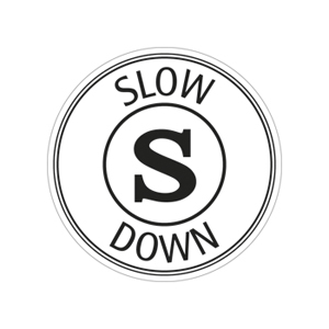 Label Slow Down