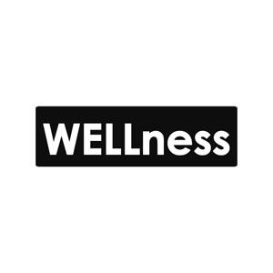 Label Worte WELLness